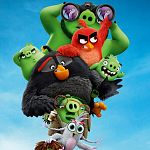"Winter is coming! Trailer & Poster zu ""Angry Birds 2 - Der Film"""