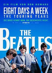 Alle Infos zu The Beatles: Eight Days a Week - The Touring Years