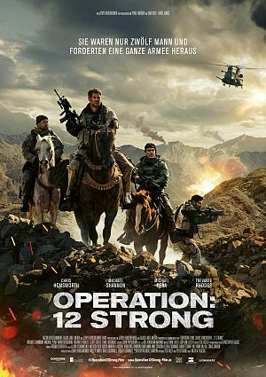 Operation - 12 Strong