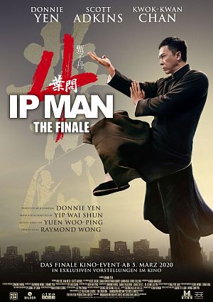 Alle Infos zu Ip Man 4 - The Finale