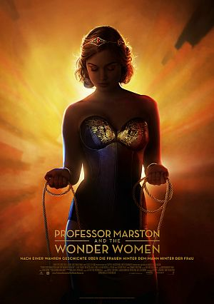 Alle Infos zu Professor Marston & The Wonder Women