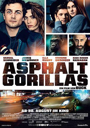 Alle Infos zu Asphaltgorillas