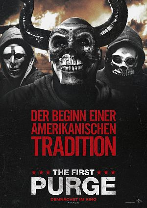 Alle Infos zu The First Purge