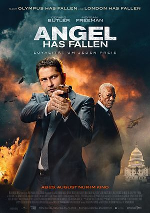 Angel Has Fallen Film-News