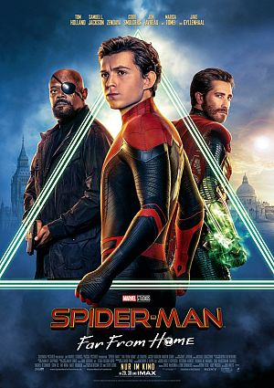 News zum Film Spider-Man - Far from Home