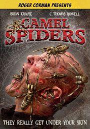 Alle Infos zu Camel Spiders - Angriff der Monsterspinnen