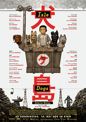 Isle of Dogs - Ataris Reise Film-News