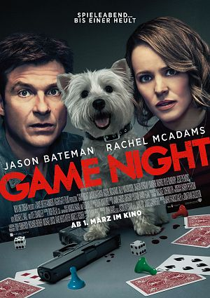 Alle Infos zu Game Night