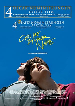 Alle Infos zu Call Me by Your Name