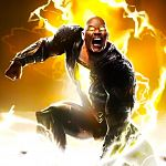 """Black Adam"" enthüllt? The Rock gegen zwei Justice Leagues"