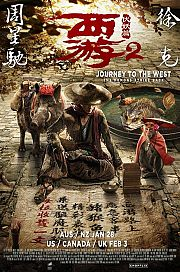 Journey to the West - The Demons Strike Back