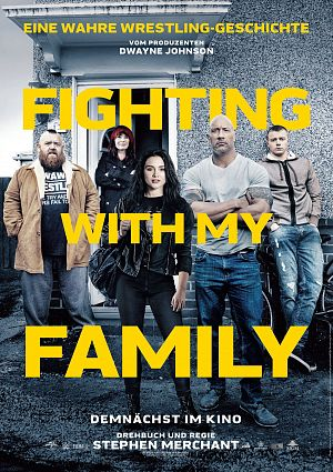 Alle Infos zu Fighting with My Family