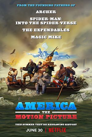 Alle Infos zu America - The Motion Picture