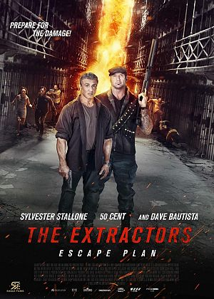 Alle Infos zu Escape Plan - The Extractors