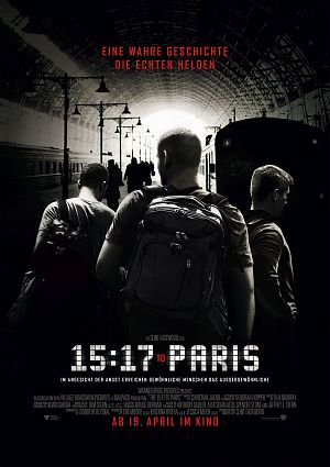 Alle Infos zu 15:17 to Paris