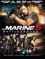 The Marine 5 - Battleground
