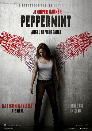 Alle Infos zu Peppermint - Angel of Vengeance