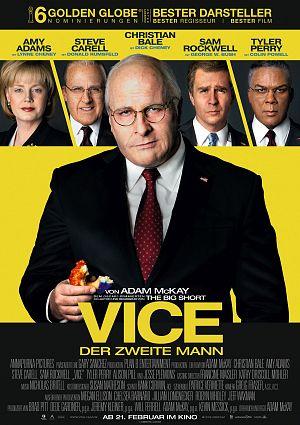 Alle Infos zu Vice - Der zweite Mann
