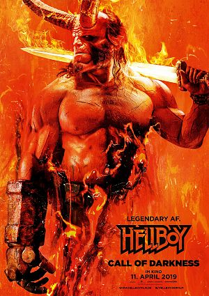 Hellboy - Rise of the Blood Queen