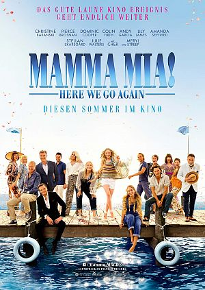 Alle Infos zu Mamma Mia! Here We Go Again