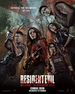 Alle Infos zu Resident Evil - Welcome to Racoon City