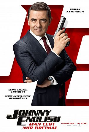 Johnny English - Man lebt nur dreimal Film-News