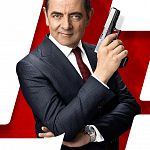 """Johnny English 3"": Rowan Atkinson wieder in trotteliger Mission"