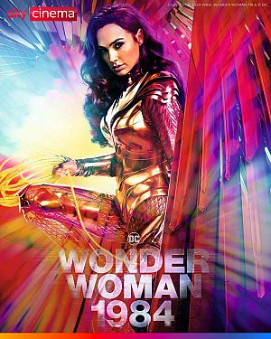 Alle Infos zu Wonder Woman 1984