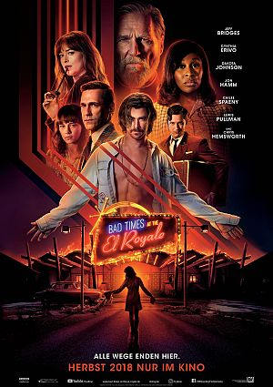 Alle Infos zu Bad Times at the El Royale