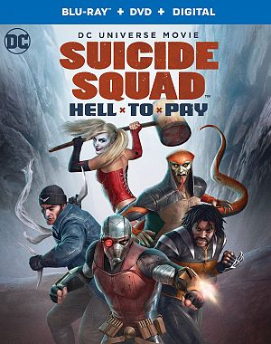 Alle Infos zu Suicide Squad - Hell to Pay