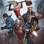 "Richtig R-Rated: Erster Trailer zu ""Suicide Squad - Hell to Pay"""