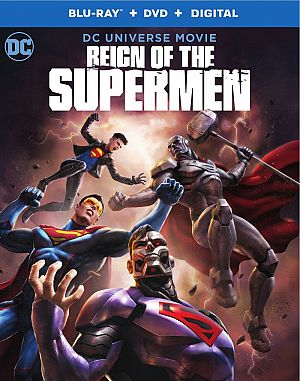 Alle Infos zu Reign of the Supermen