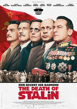 Alle Infos zu The Death of Stalin