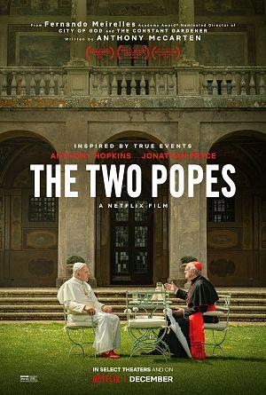 Alle Infos zu Die zwei Päpste