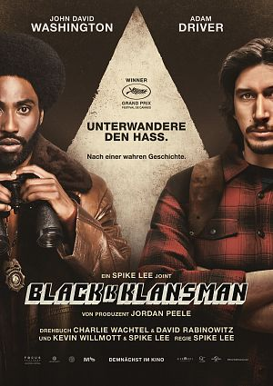 News zum Film BlacKkKlansman