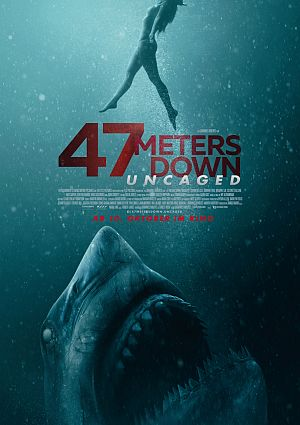 """47 Meters Down - Uncaged"" Box Office Tippspiel"
