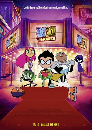 Alle Infos zu Teen Titans GO! to the Movies