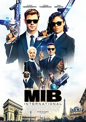 Alle Infos zu Men in Black - International