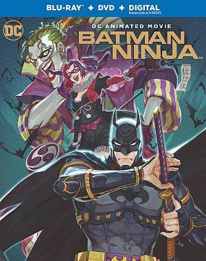Alle Infos zu Batman - Ninja