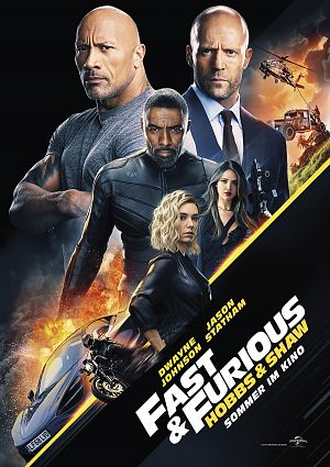 Fast & Furious - Hobbs & Shaw Film-News