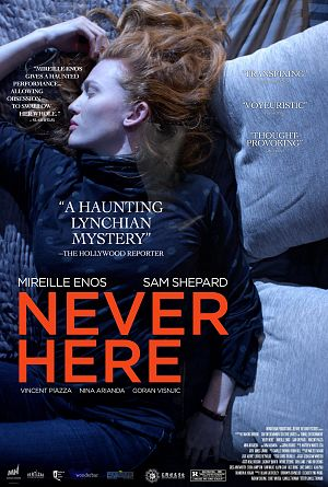 Never Here Film-News