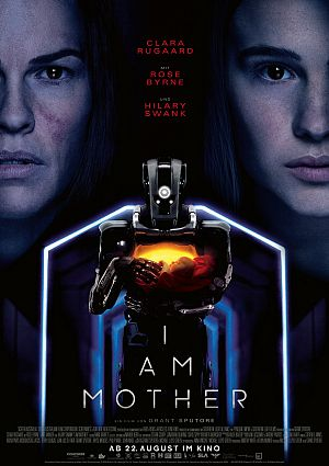 I Am Mother Film-News