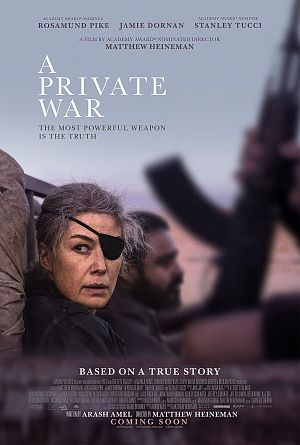 A Private War Film-News