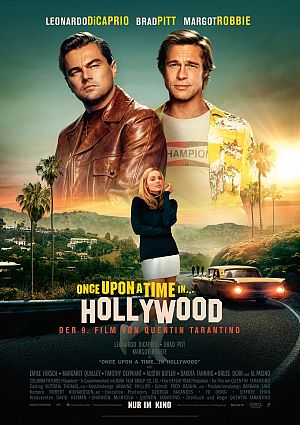 Alle Infos zu Once Upon a Time in Hollywood