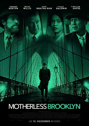 Alle Infos zu Motherless Brooklyn