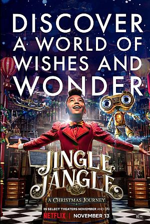 Alle Infos zu Jingle Jangle Journey - Abenteuerliche Weihnachten!