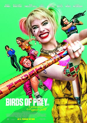 Alle Infos zu Birds of Prey - The Emancipation of Harley Quinn