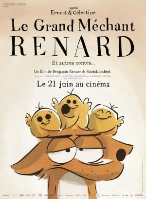 Der kleine Fuchs und seine Freunde - Das große Kinoabenteuer