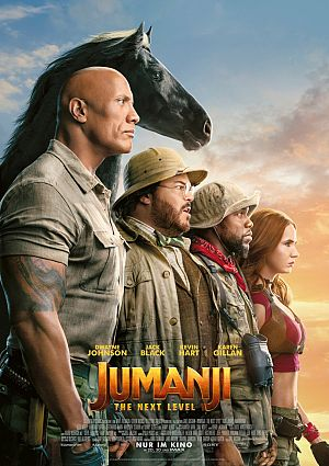 Alle Infos zu Jumanji - The Next Level