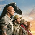 "The Rock & Friends: Neue Poster zu ""Jumanji - The Next Level"" (Update)"